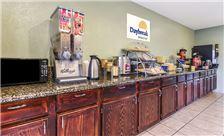 Days Inn Granbury - Breakfast Area
