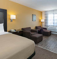 King Bed Accessible at Days Inn Granbury