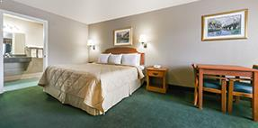 Rooms at Days Inn Granbury